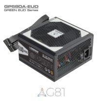 منبع تغذیه کامپیوتر Green مدل GP580A-EUD