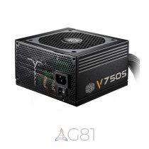 منبع تغذیه کامپیوتر CoolerMaster مدل 750 Vanguard