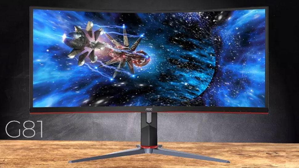 AOC از مانیتور 49 اینچی Ultrawide 32: 9 165Hz رونمایی می کند